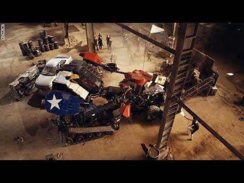 شاهد معركة الروبوتات الضخمة.. أمريكا بمواجهة اليابان  - نشر قبل 5 ساعة