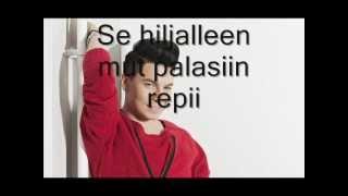 Antti Tuisku - Vieraat kasvot (Lyrics)