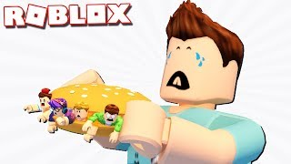 Roblox Adventures - WILL YOU EAT YOUR FRIENDS IN ROBLOX! (Eat or Die)