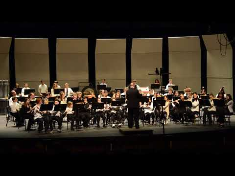 Overcome - UNH Youth Band 2017 Fall Concert