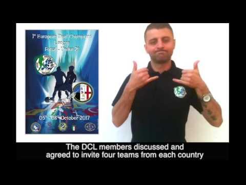 DCL U21 Milano (Info)