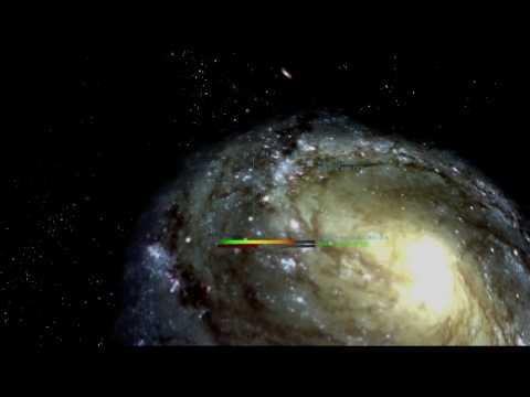 Exploration #1 Zoom Through the Universe