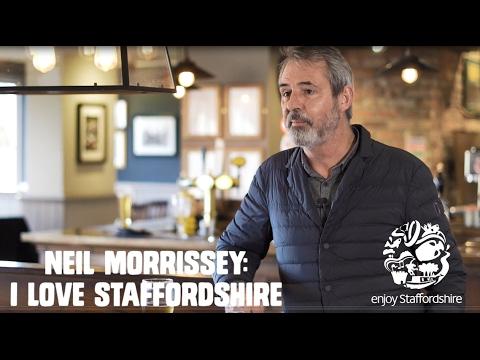 Neil Morrissey: I Love Staffordshire