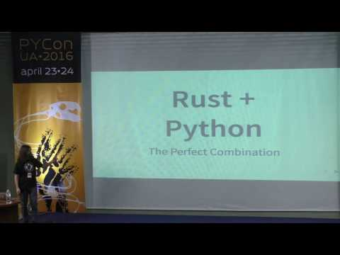 Image from Using Rust to build asynchronous IO for Python
