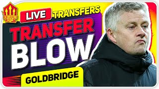 SOLSKJAER'S Transfer Blow! BAILLY New Deal! Man Utd News