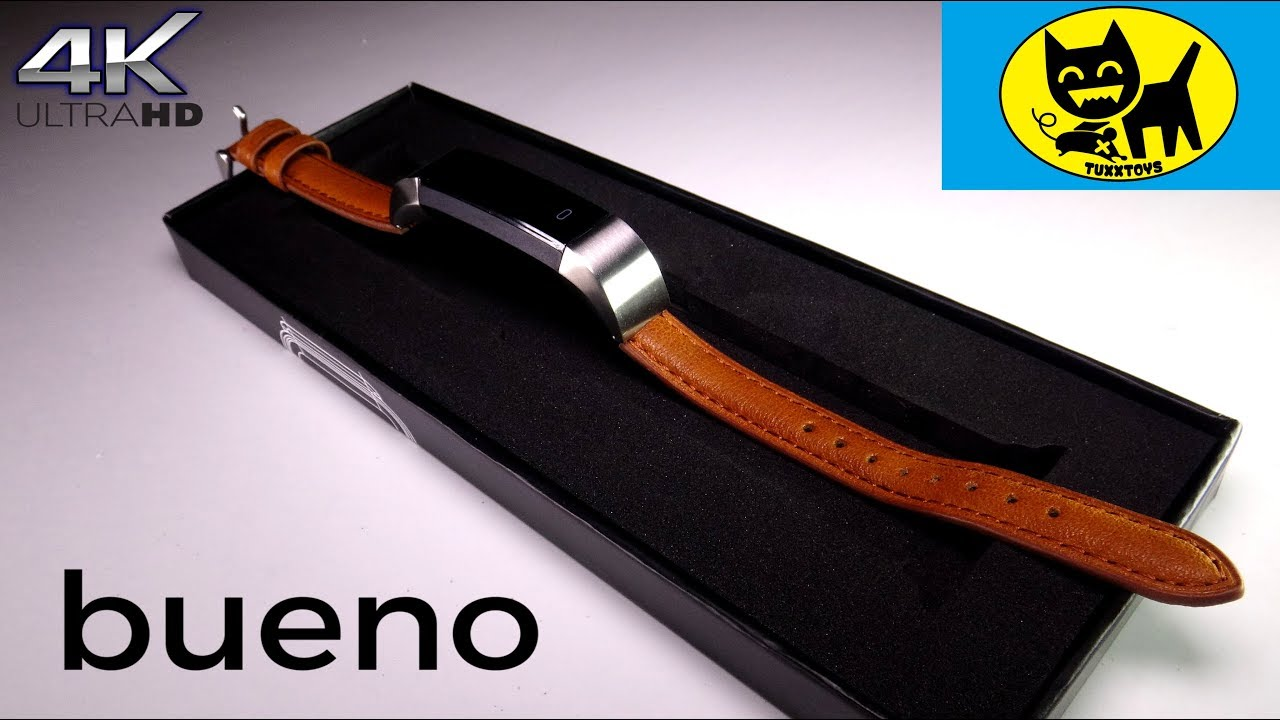 Benuo Fitbit Alta HR and Alta Band, Premium Genuine Leather Strap (works  many other brands)