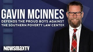 Gavin McInnes Sues Southern Poverty Law Center As He Defends The Proud Boys