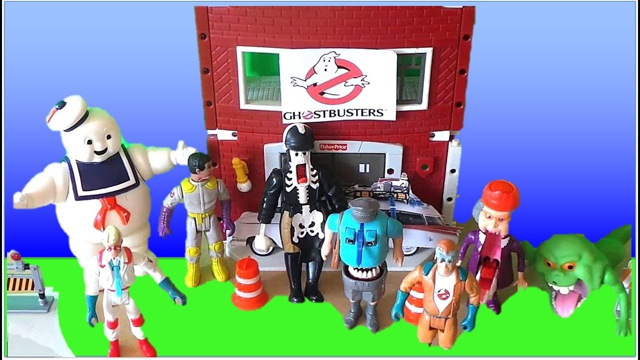 Best Ghostbuster Toys : My real ghostbusters toy collection doovi