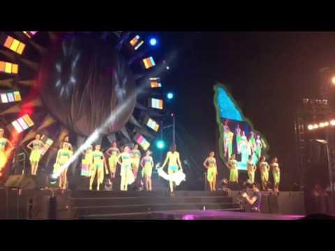 Bán kết hoa hậu biển 8/5/2016