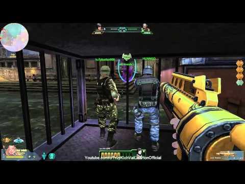 [Truy Kich] Game Play: Zombie Đền Cổ vs Jack Hammer & Python Gold VaiLinhHon#4 (Kênh Chính Thức)