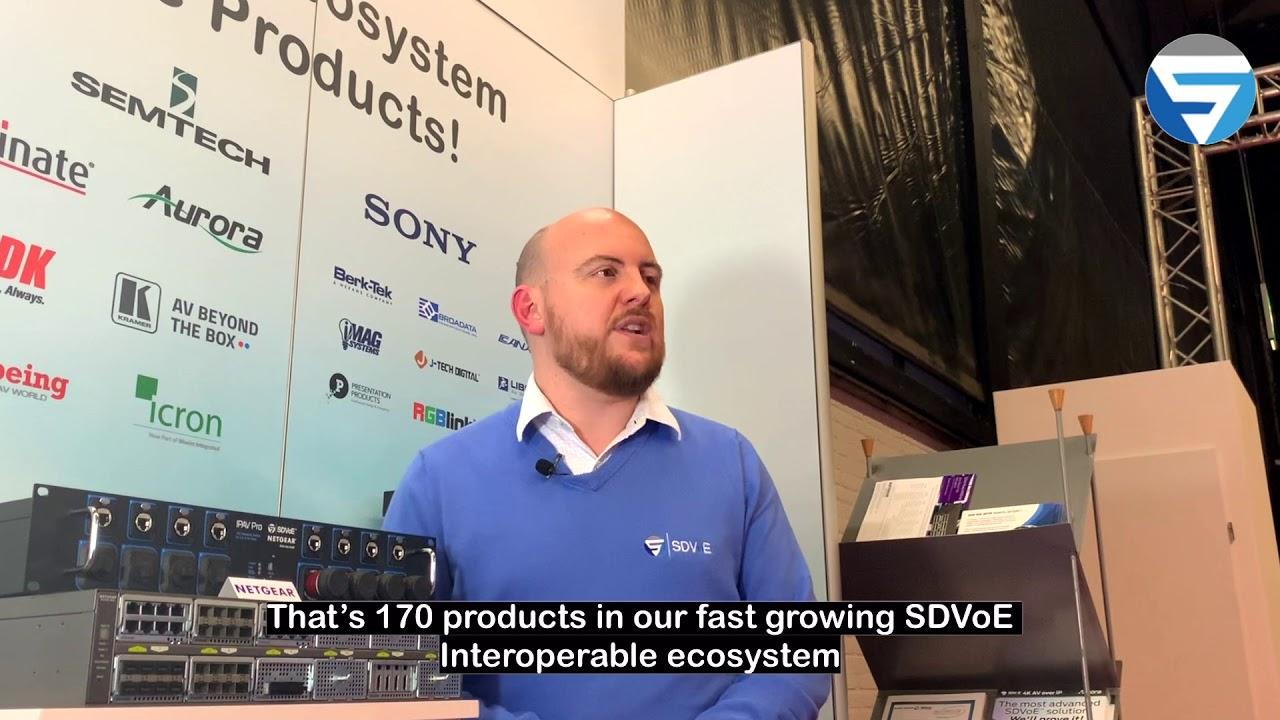 The Interoperability Paradox in Pro AV - SDVoE