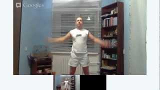Йога онлайн. Урок №1