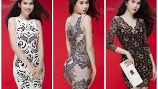 Top 100 Mẫu thời trang váy đầm Ngọc Trinh đẹp mới nhất hiện nay