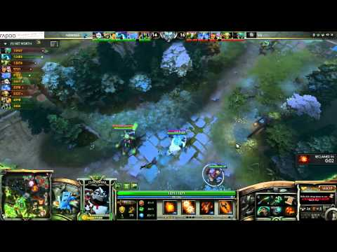 Newbee vs Vici Gaming - Game 2 (WPC Season 2 - Group Stage)