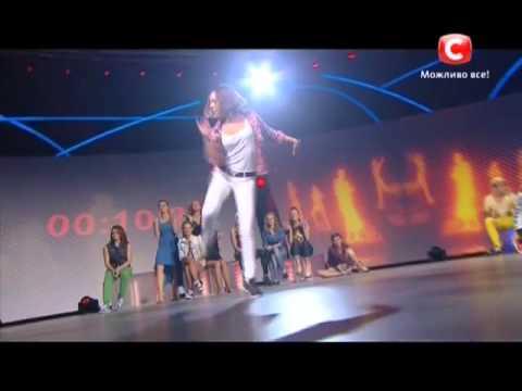 Видео, Танцуют все 6 сезон - Парни против девушек 3 15.11.2013