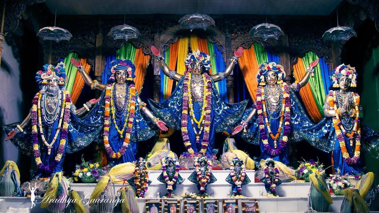 Mayapur Iskcon Temple Live - 0425