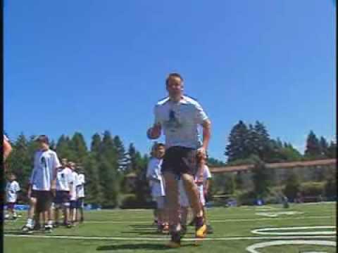 2009 Seahawks All-Pro Varsity Skills Camp
