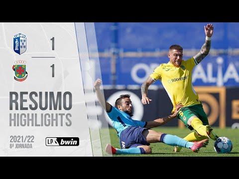 Vizela Ferreira Goals And Highlights