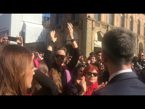 Bologna, 8 marzo: