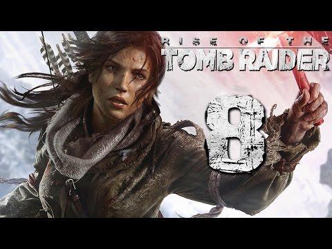 Прохождение Rise of the Tomb Raider — Часть 8: Побег из Тюрьмы