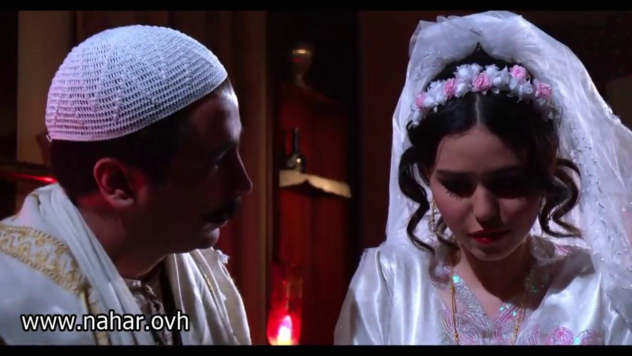 باب الحارة - ظافر و بهية في ليلة الدخلة ! معتصم النهار و ليا مباردي