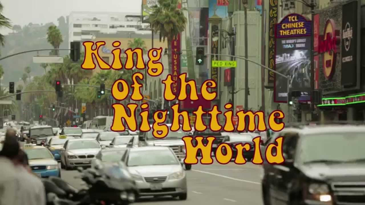 "The original ""King of the Nighttime World"" by The Holywood Stars"