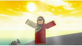 ROBLOX | SUPER POWER TRAINING SIMULATOR | JESUS CHRIST