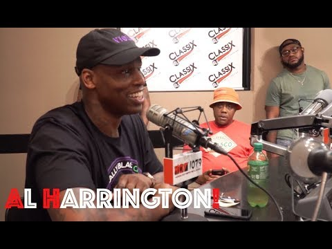 Al Harrington: Cannabis Empire, Police Raid, Big Three And More