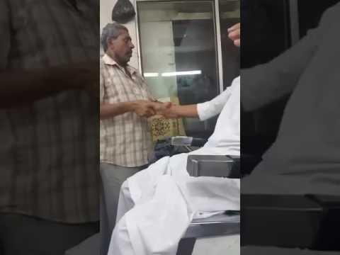 Getting a MASSAGE in Saudi  😜