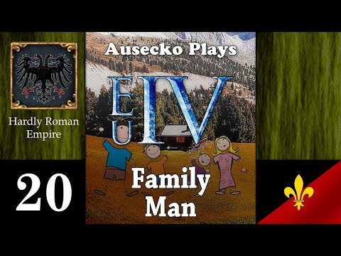 EUIV Family Man 20 [Demand the Oaths of Loyalty]