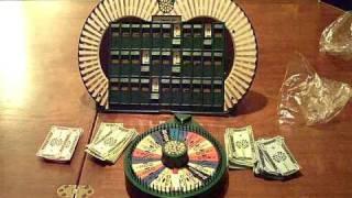 Wheel of Fortune round 2