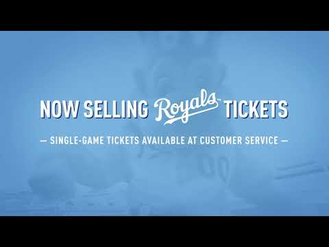 Royals Single Game Tickets | Price Chopper 2017