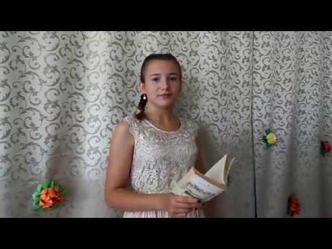 Изображение предпросмотра прочтения – ОксанаБухтоярова читает произведение «Спи - еще зарею...» А.А.Фета