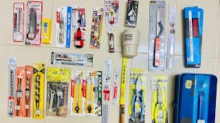 Clip115 Đồ nghề bãi Nhật Mỹ: d…