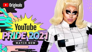 Can Trixie and friends create the ultimate Pride celebration?    YouTube Pride 2021