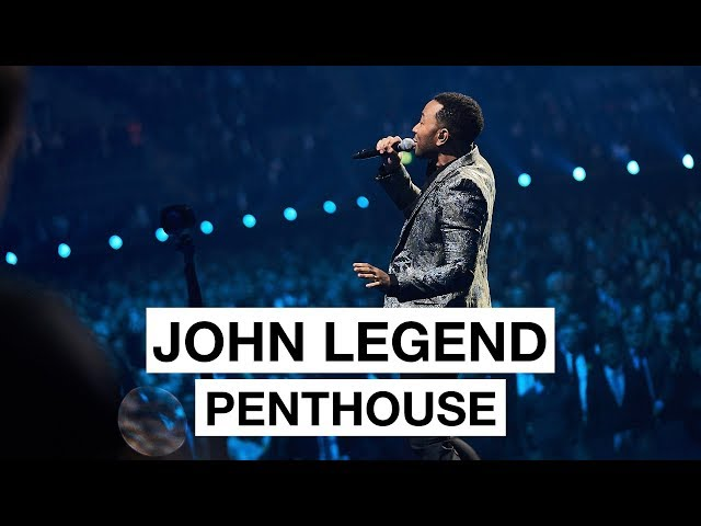 John Legend - Penthouse (Highlight) - The 2017 Nobel Peace Prize Concert