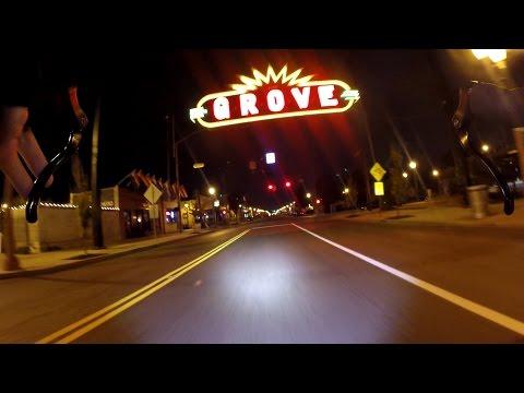 City Cycling St. Louis At Night BikeBlogger