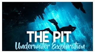 THE PIT CENOTE: DEEP CAVE SCUBA DIVING IN TULUM
