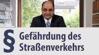 Gefährdung Straßenverkehr | Rechtsanwalt  | Heidelberg