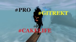 Gw2 Warrior | How to walk the Cake [Cake] |