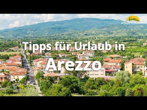 Urlaub in Arezzo Toskana - Reisetipps