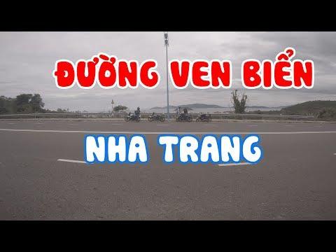 W25   ĐƯỜNG VEN BIỂN NHA TRANG   Honda Winner 150   Vietnam Motovlog
