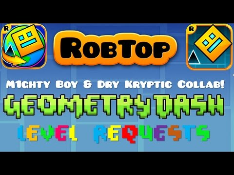 Geometry Dash : Level Requests + The Colossus