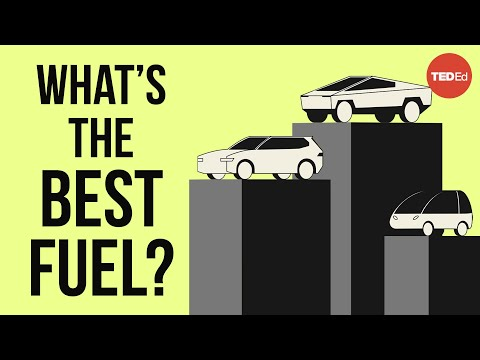 Video image: What's the best fuel for your car?