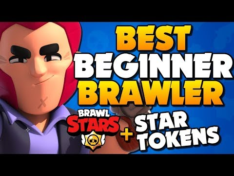 Brawl Stars: Star Tokens Explained and Best Brawler for Beginners!