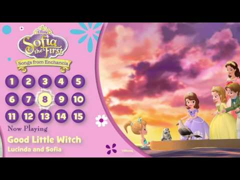 Sofia The First: Songs From Enchancia (Official Album Sampler)