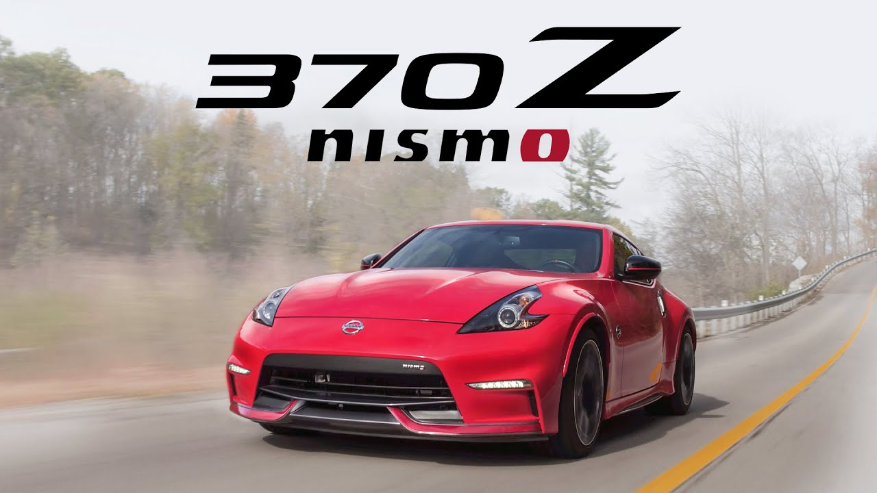 2019 Nissan 370z NISMO Review - When Old is Good - YouTube