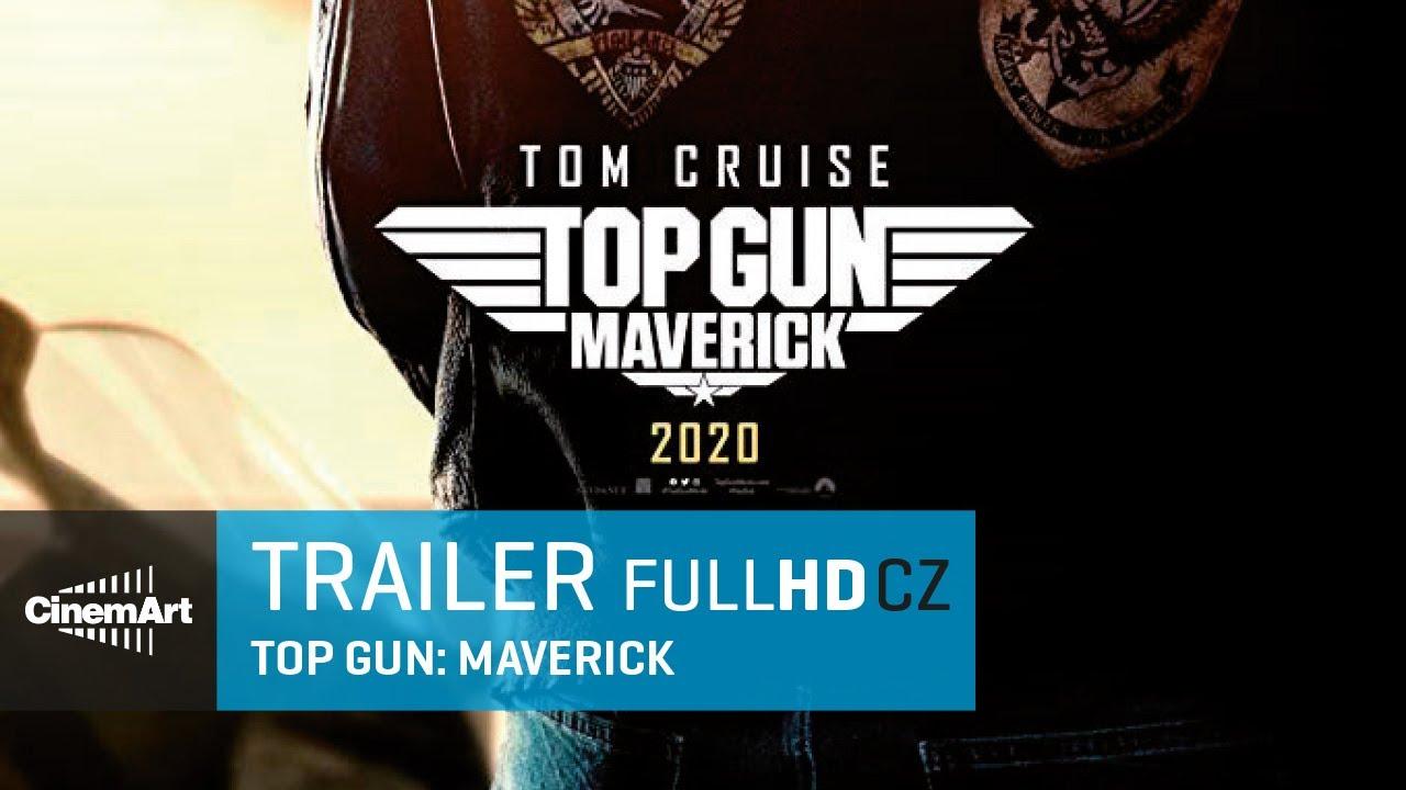 Top Gun: MAVERICK (2020) oficiální HD trailer [CZ TIT]