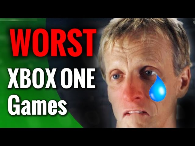 10 Worst Xbox One Games