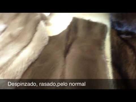 Arreglos de abrigos de piel en chile